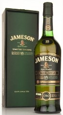 Jameson 18 Year Old Limited Reserve (70cl, 40%)