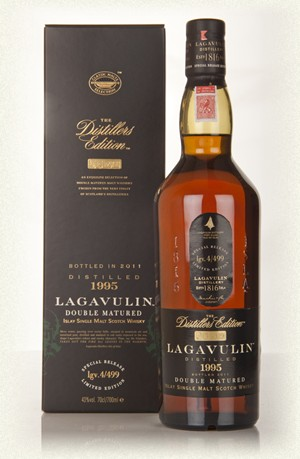 Lagavulin Distiller Edition  Islay Single malt -70cl  -43%