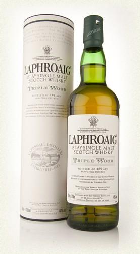 Laphroaig Triple Wood  48%  70cl