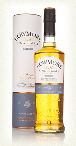 Bowmore Legend  Islay Single malt  -70cl -40%