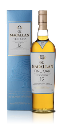 The Macallan  Fine Oak 12 yr 40%
