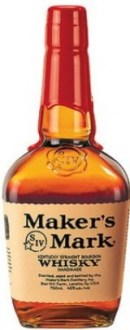 Maker's Mark Bourbon Whiskey  -70cl -45%