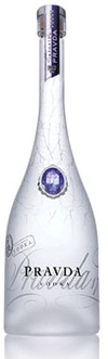 Pravda vodka  (70cl, 40%)