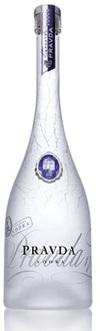 Pravda vodka  (70cl, 40%)