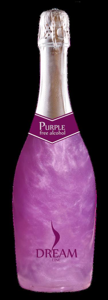 Dreamline Purple  Sparkling 0%  75cl
