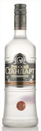 Russian Standard vodka   Liter, 40%