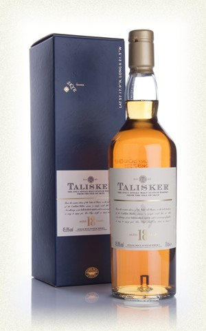 Talisker 18jr  single malt  45,8% 70cl