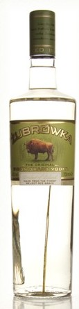 Zubrowka Bison Grass Vodka (liter, 40%)